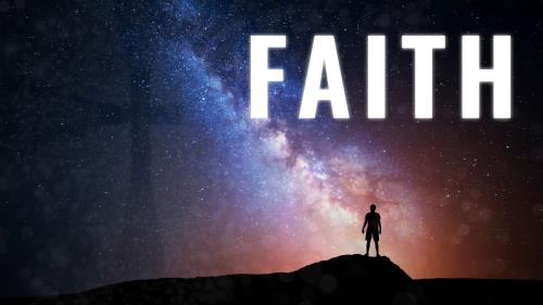 Faith PowerPoint Template 1