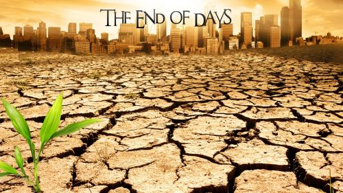 End of  Days PowerPoint Template 5