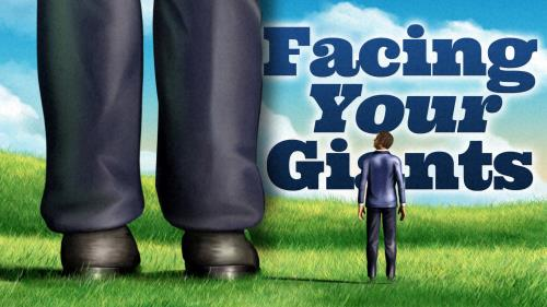 Facing  Your  Giants 2 PowerPoint Template 1