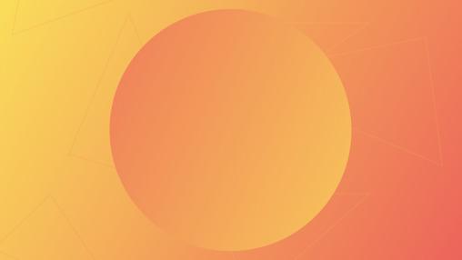 Church powerpoint template abstract orange sermoncentral toneelgroepblik Gallery
