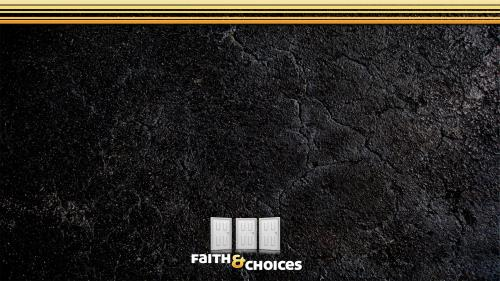 Faith  Choices PowerPoint Template