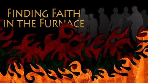 Faith in the  Furnace PowerPoint Template 1