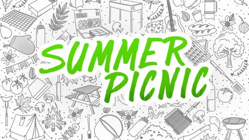 Summer Event Pack PowerPoint Template 1