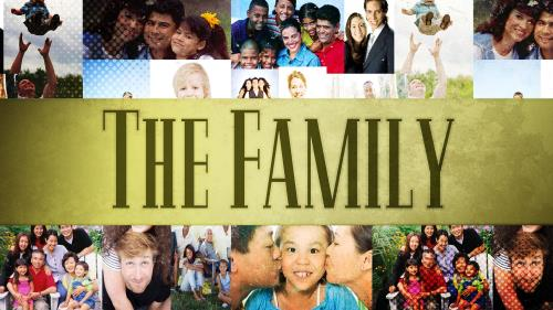 Family  Multi 2 PowerPoint Template