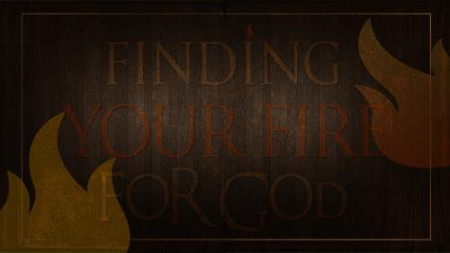 Fire  For  God PowerPoint Template 5