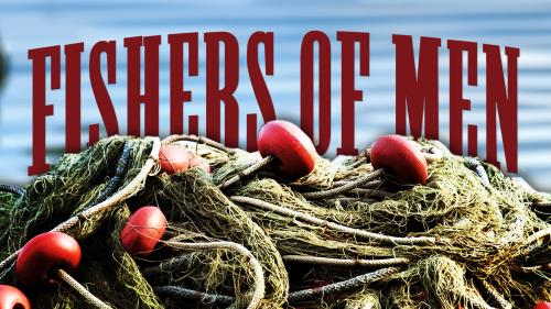 Fishers of  Men 1 PowerPoint Template 1