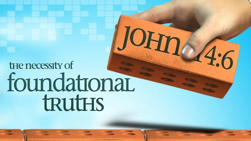 Foundational  Truths PowerPoint Template