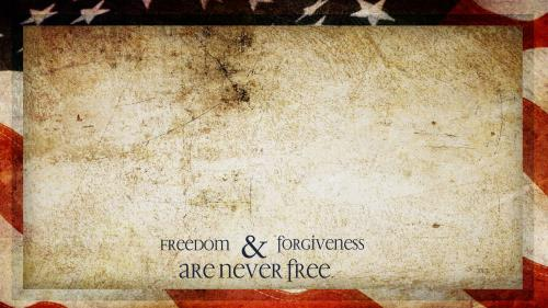 Freedom & Forgiveness PowerPoint Template 5