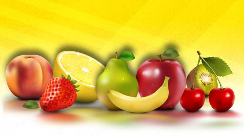 Fruits of the Spirit PowerPoint Template 2