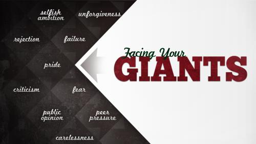 Giants PowerPoint Template 1