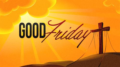 Good  Friday 2 PowerPoint Template 1