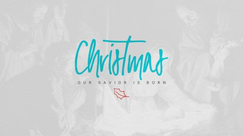 church powerpoint template our savior is born sermoncentral com