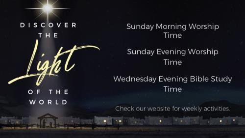 Discover Light of World PowerPoint Template 2