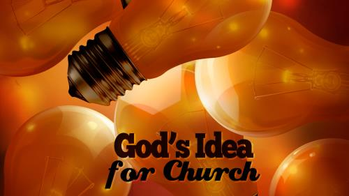 Idea for  Church PowerPoint Template 5