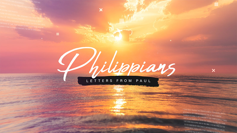 Philippians: Letters from Paul