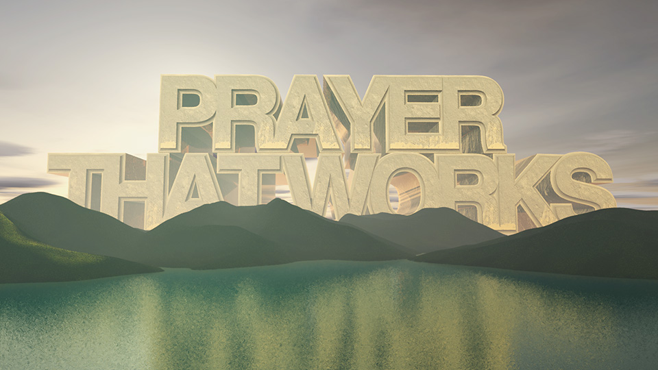 View Premium Sermon Series on Prayer