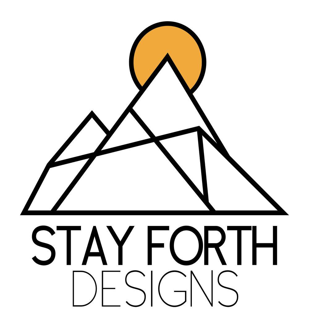 Stay Forth Logo