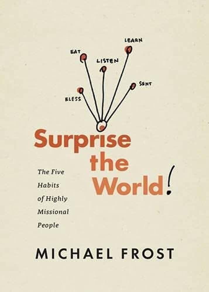 Surprise the World Book Thumbnail