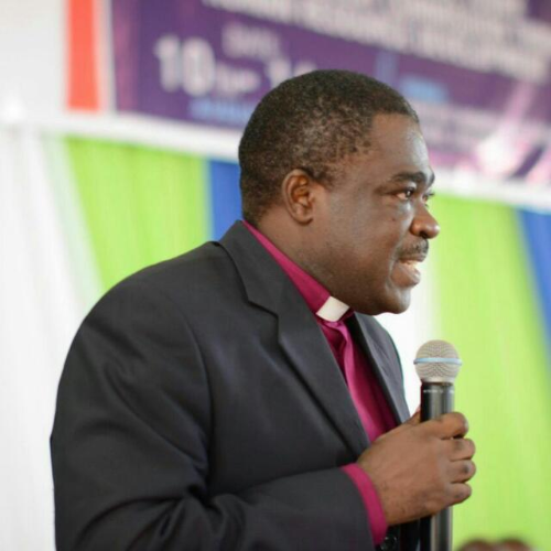 Go And Make Disciples Of All Nations Sermon by Rev Dr Opuni